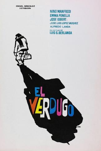 Not on Your Life, 1964 (El Verdugo) Giclee Print