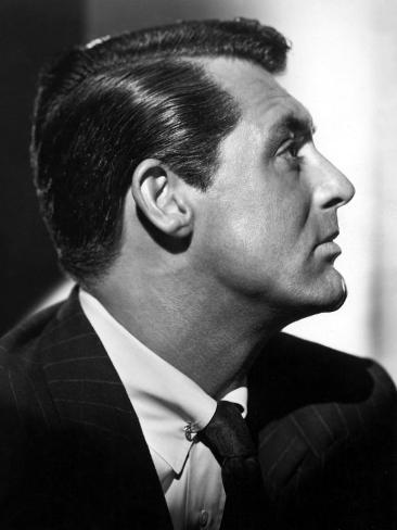 Notorious, Cary Grant, 1946 Photo