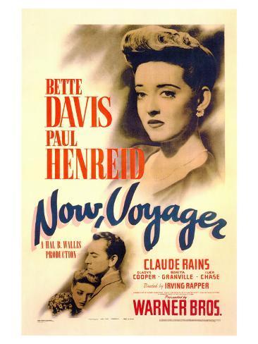 Now, Voyager, 1942 Art Print