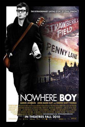 Nowhere Boy - Canadian Style Poster