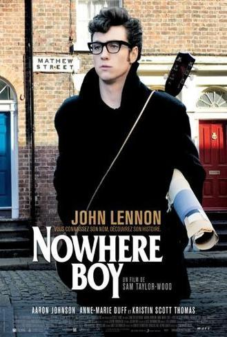 Nowhere Boy - French Style Poster