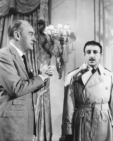 nuevo caso del inspector Clouseau, El Fotografía