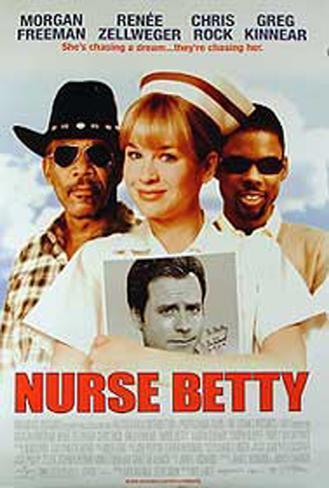 Nurse Betty Original Poster