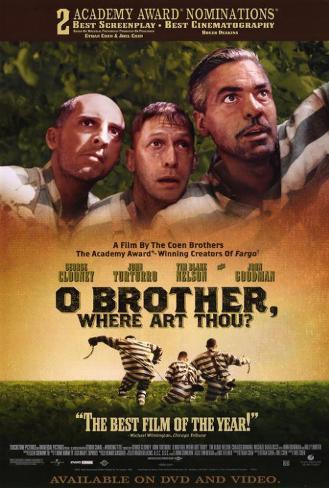 O Brother! estreno en el extranjero Póster