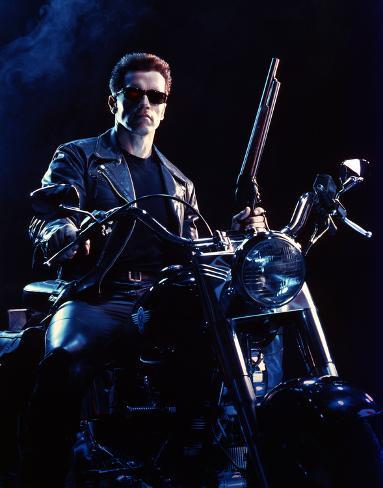 O Exterminador do Futuro 2: O Julgamento Final Fotografia