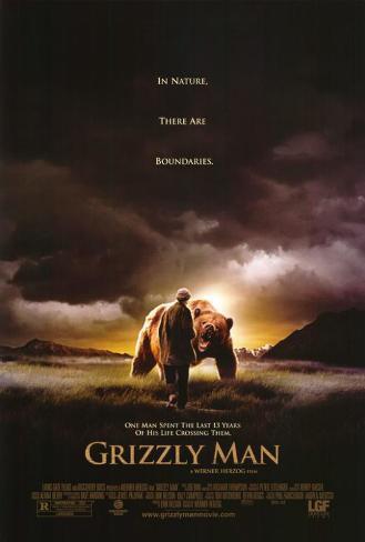 O Homem-urso Pôster
