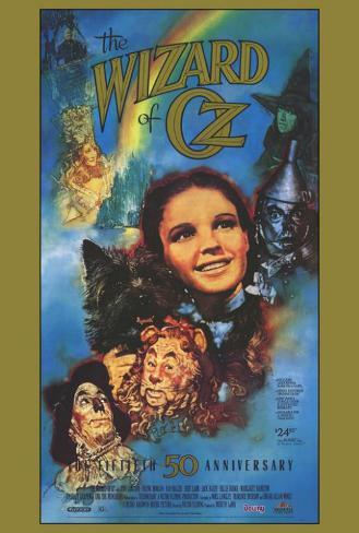 O Mágico de Oz Pôster