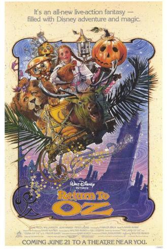 O Mundo Fantástico de Oz Pôster