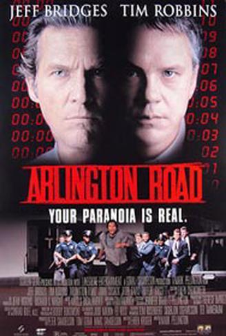O Suspeito da Rua Arlington Pôster original