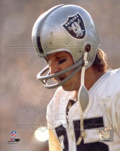 Oakland Raiders - Fred Biletnikoff Photo Photo