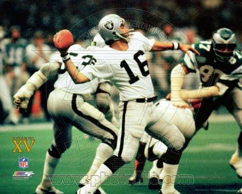 Oakland Raiders - Jim Plunkett Photo Photo - at AllPosters.com.au 26a060768f5a8