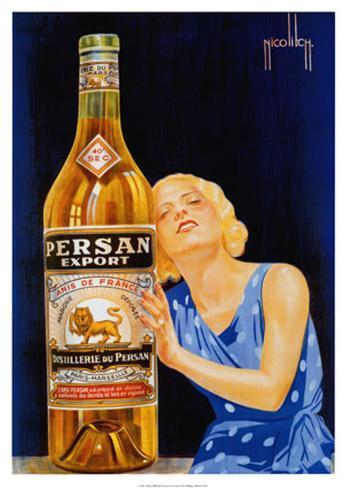 Persan Export Art Print