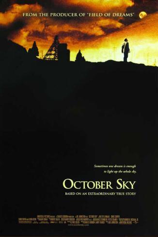 October Sky Masterprint