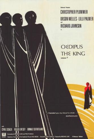 Oedipus the King Masterprint