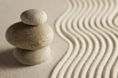Balance (Shallow Depth of Field) Photographic Print