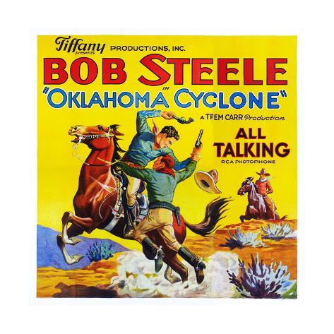 Oklahoma Cyclone Lámina
