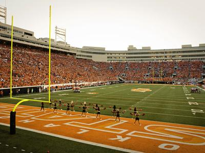 Oklahoma State University - OSU Football in Pickens ...