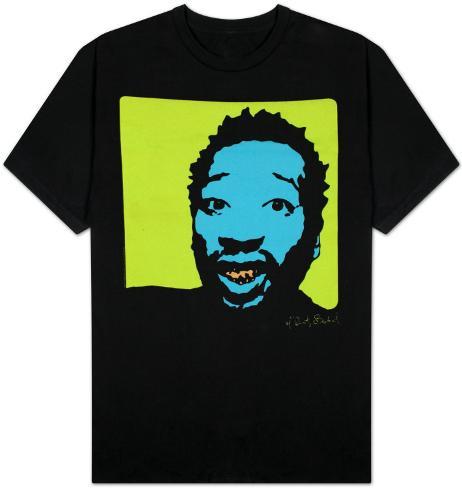 Ol Dirty Bastard - Foil Grill Tシャツ