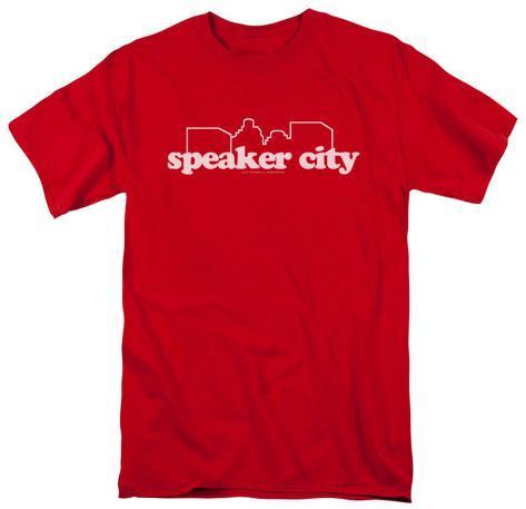 Old School - Speaker City T-Shirt
