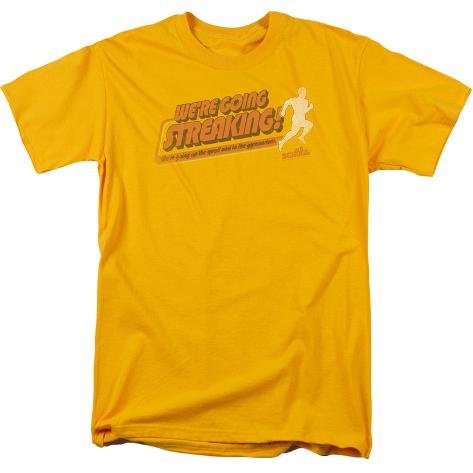 Old School - Streaking T-Shirt