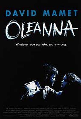 Oleanna Original Poster