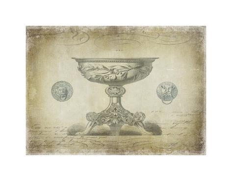 Ornamental III Giclee Print