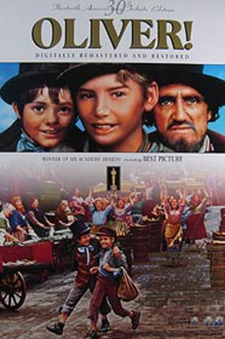 Oliver Original Poster