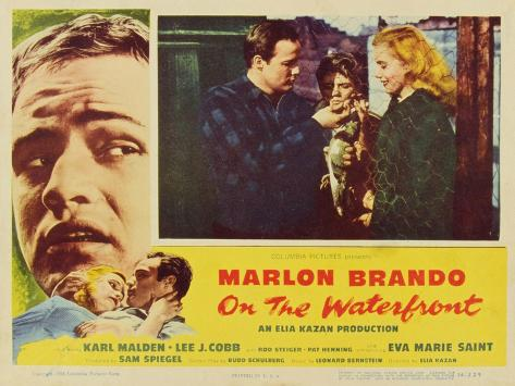 On the Waterfront, 1954 Konstprint