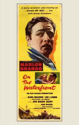 On the Waterfront Masterprint