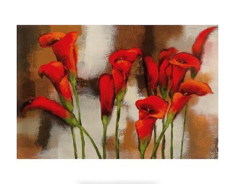Serenade of Love Art Print