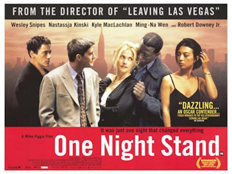 One Night Stand Original Poster