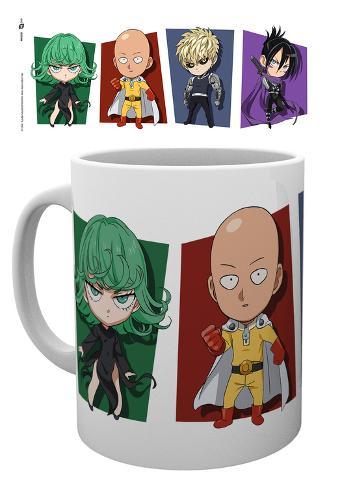 One Punch Man - Chibi Characters Mug Mug