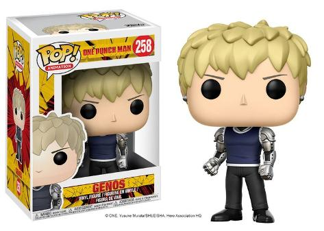 One Punch Man - Gemps POP Figure Toy