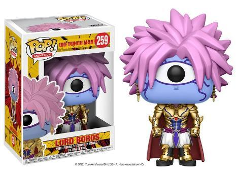 One Punch Man - Lord Boros POP Figure Toy