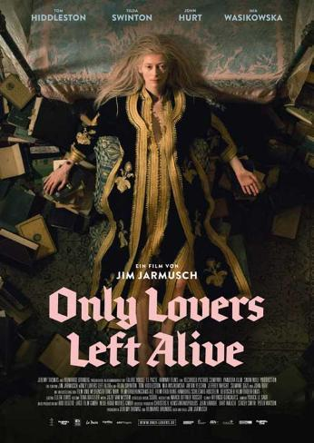 Only Lovers Left Alive Masterprint