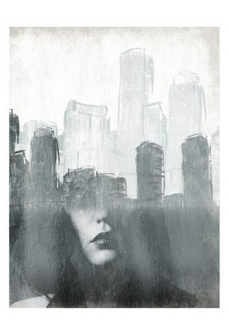 Skyline Mind Art Print