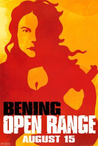 Open Range Original Poster