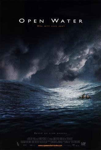 Open Water Poster originale