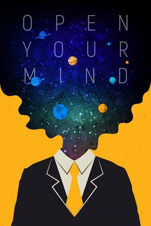 Open Your Mind Prints At Allposters Com