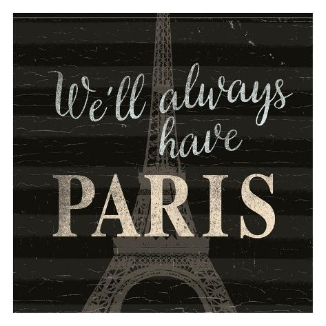 We'll always have ... Paris Prints by Ophelia & Co. at ...