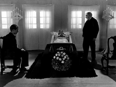 Ordet, (AKA The Word), Cay Kristiansen, Birgitte Federspiel, Henrik Malberg, 1955 Foto