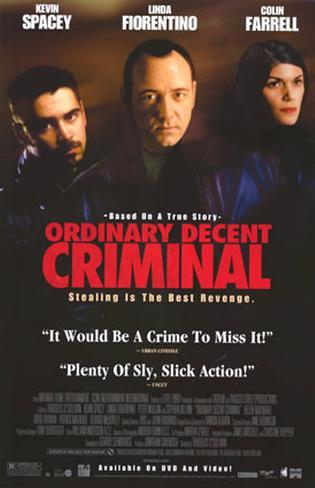 Ordinary Decent Criminal Original Poster