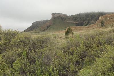 Mitchell Pass, Oregon Trail, Scotts Bluff National