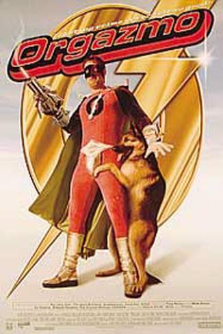 Orgazmo Original Poster