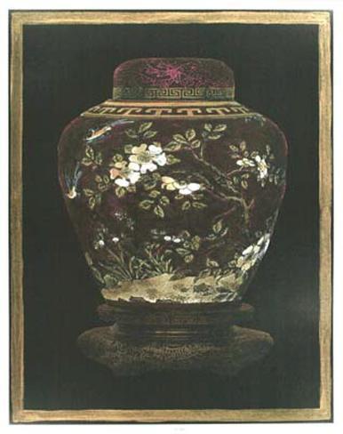 Oriental Ginger Jar I Lámina