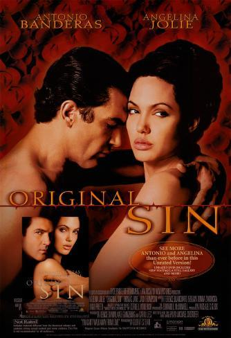 Original Sin Double-sided poster