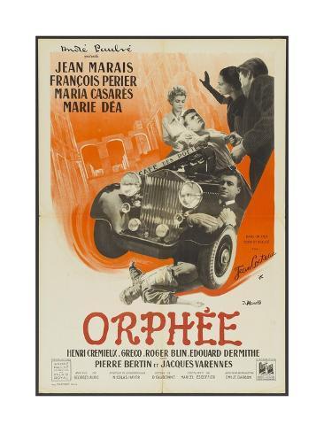 Orpheus, 1950