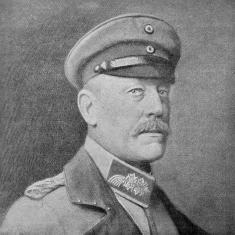 Oskar Von Hutier, German First World War General, 1926 Giclee Print