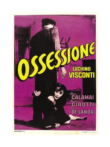 Ossessione, 1943 Giclee Print