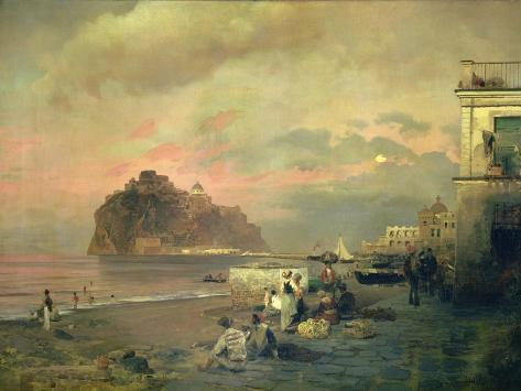 Ischia, 1884 Giclee Print